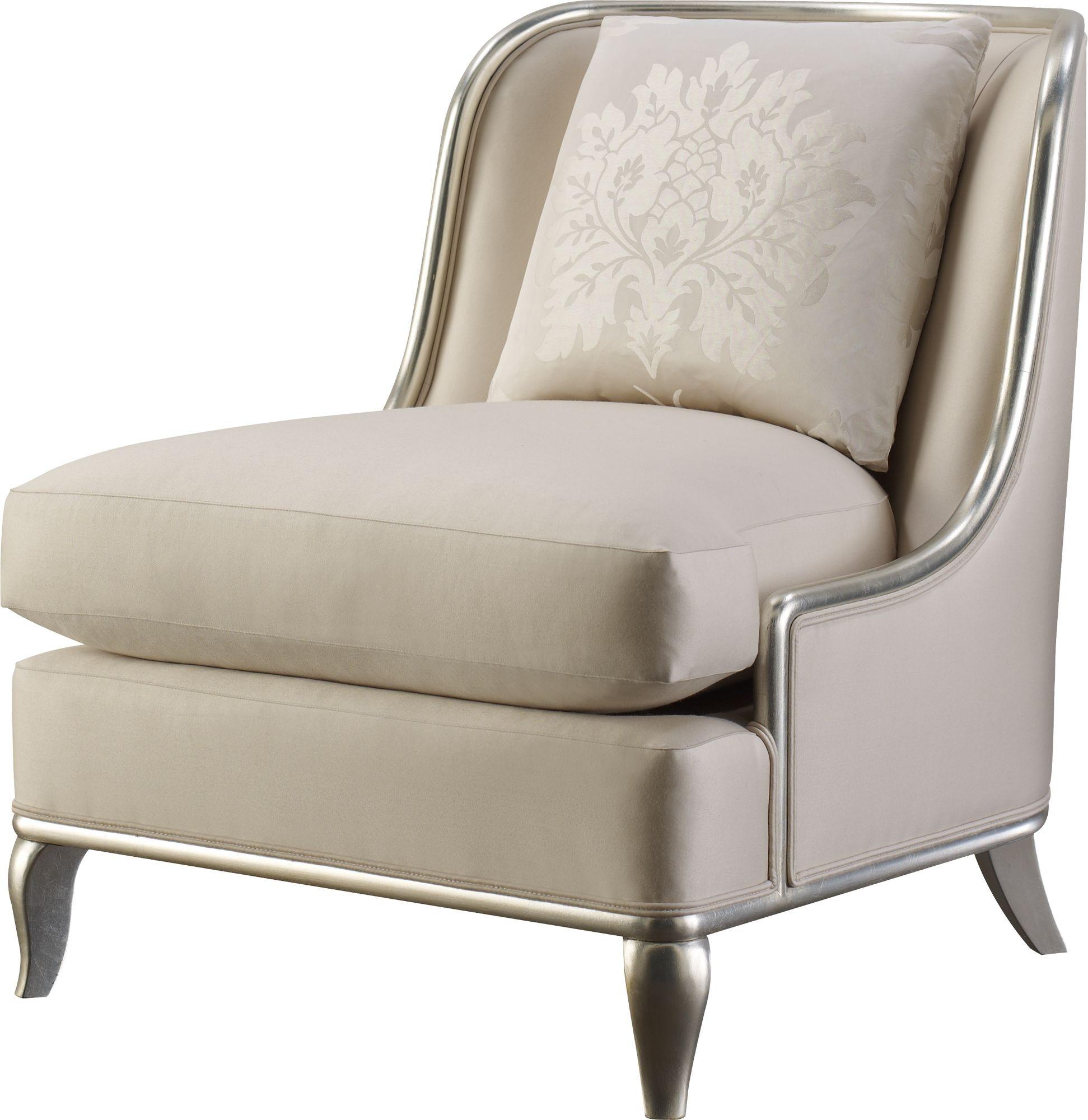 Baker Furniture Barbara Barry|Baker Designer Upholstery Empress Chair 6709C