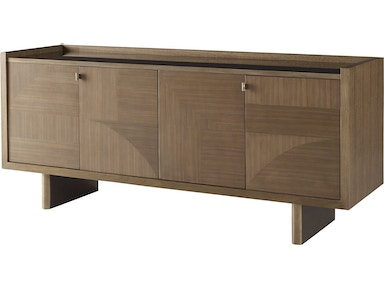 Baker Furniture Barbara Barry Modern Marquetry 3332