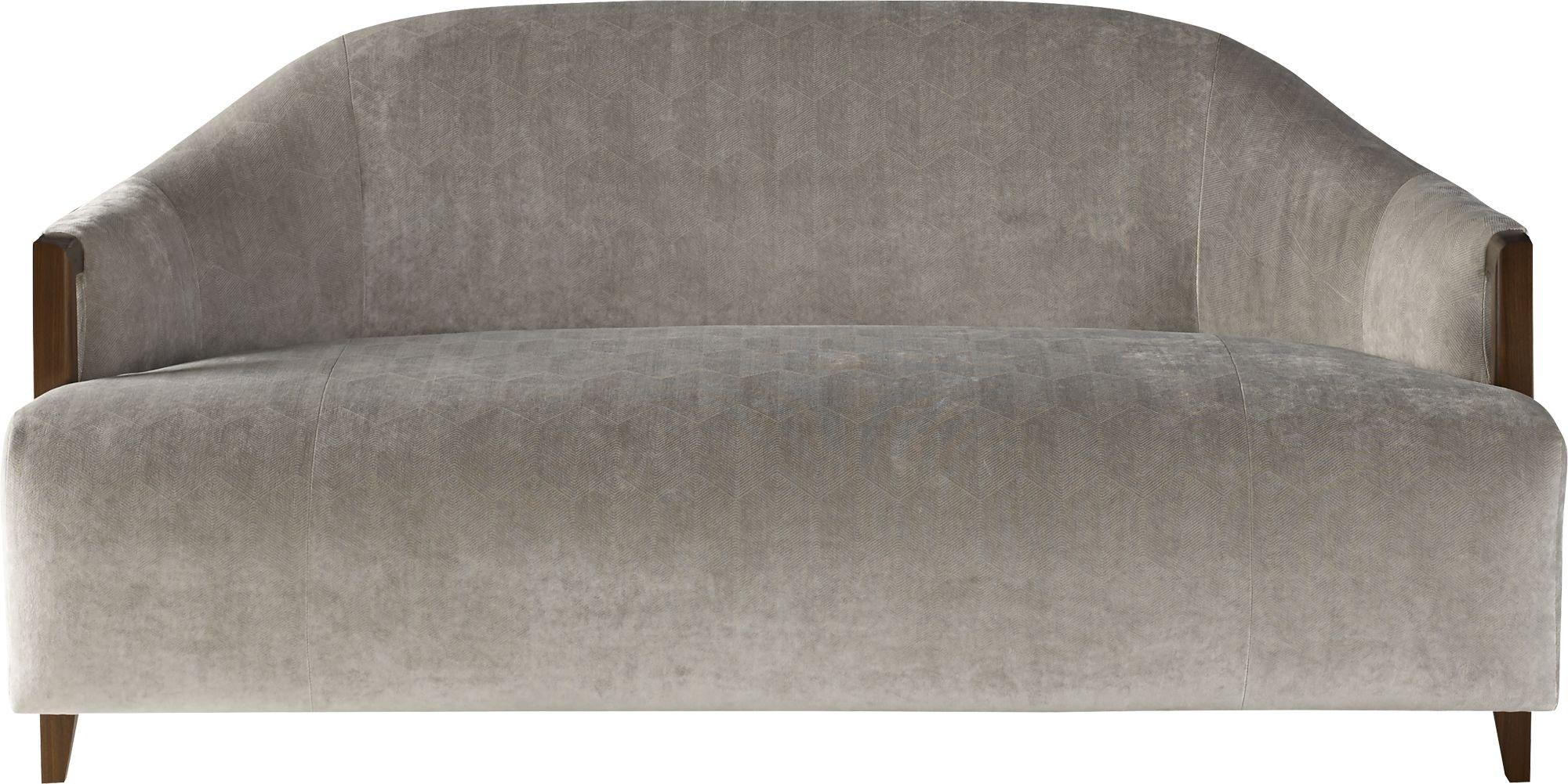 Baker Furniture Baker Classics Upholstery Pistil Settee 6270S