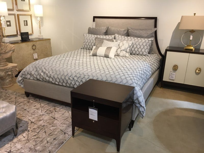 Baker Barbara Barry Bedroom Group 2 Piece Bedroom Set