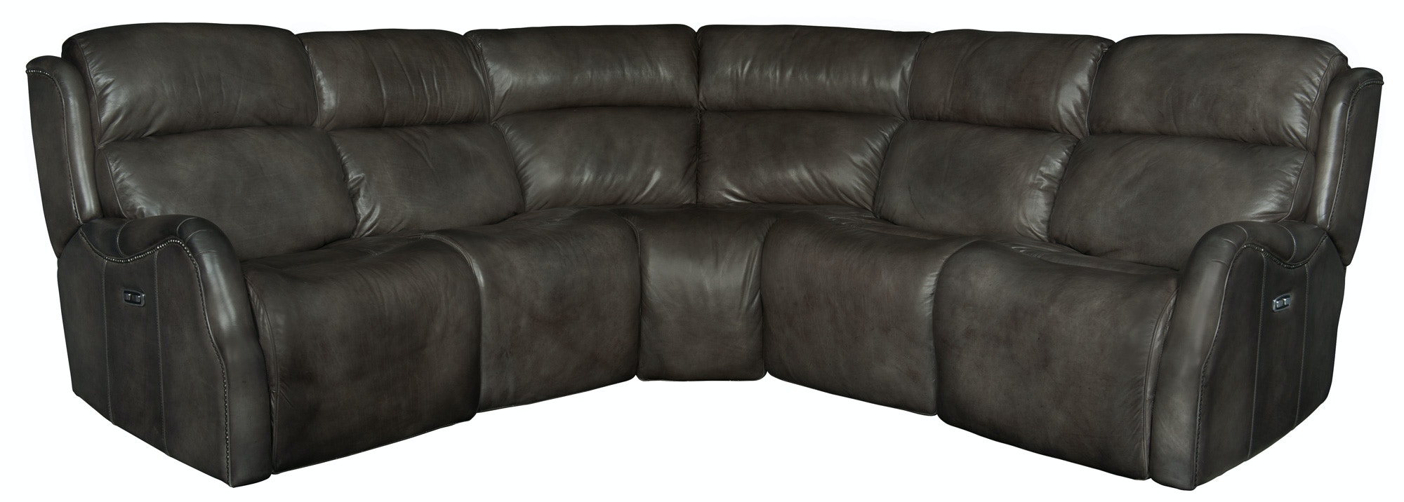 Bernhardt Furniture Derek Power Motion Sectional 352RL370RL 351RL  sc 1 st  Goodu0027s Home Furnishings : bernhardt sectional - Sectionals, Sofas & Couches