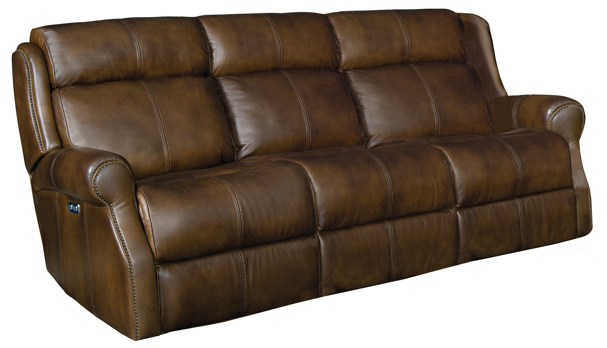 Exceptionnel Bernhardt Furniture McGwire Power Motion Sofa 297RL