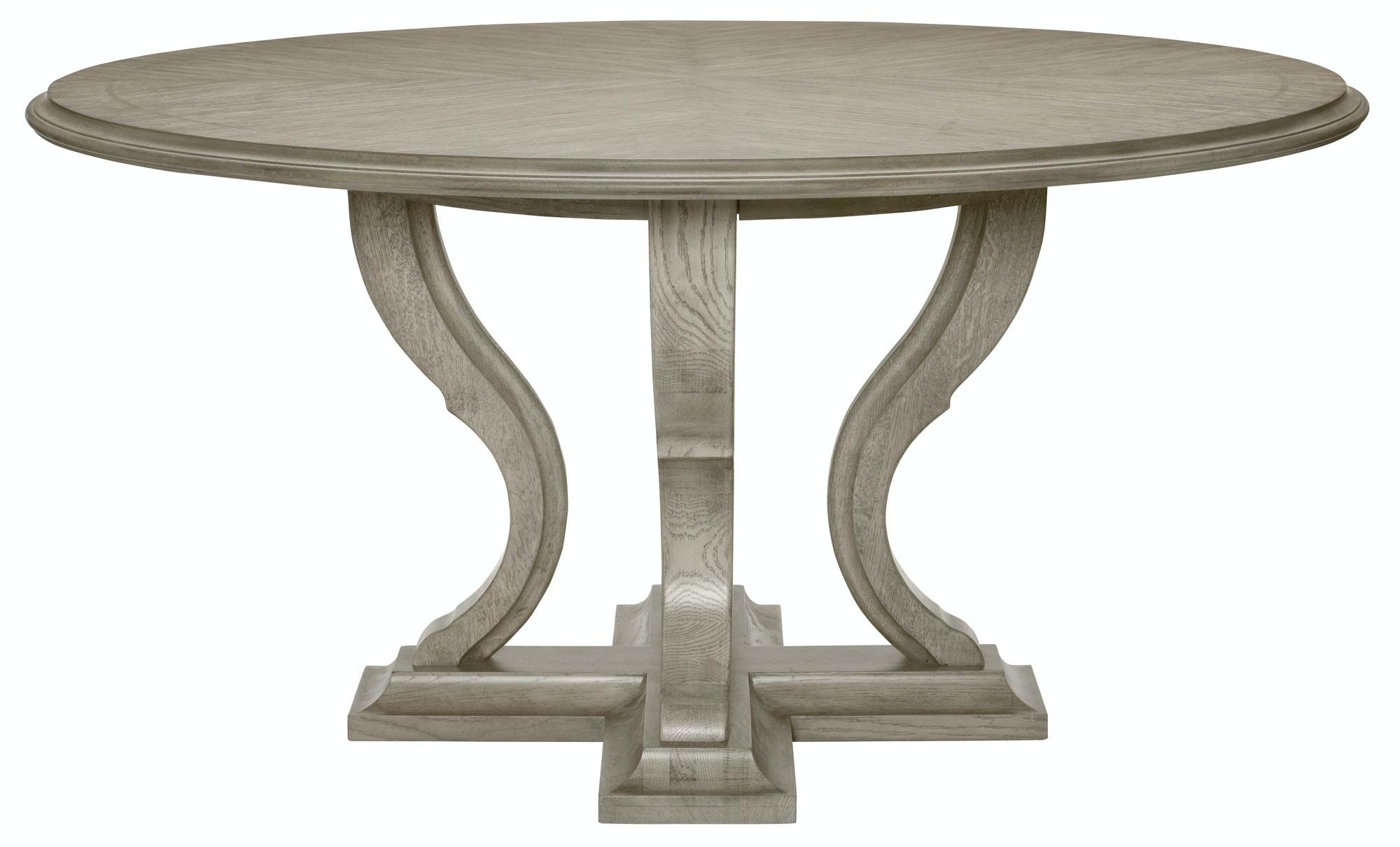 Bernhardt Furniture Marquesa Round Dining Table 359 274
