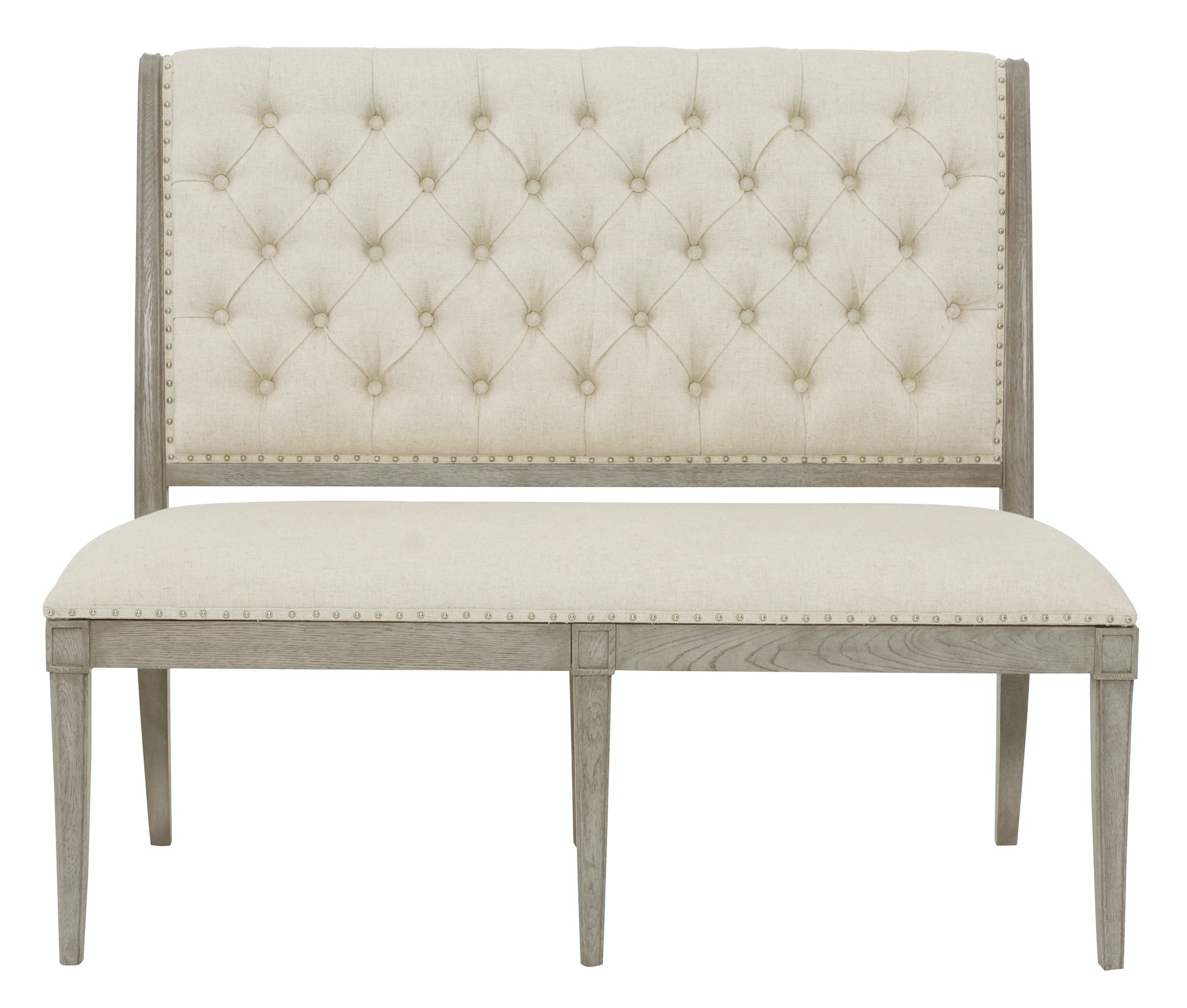 Bernhardt Furniture 359-518. Marquesa Banquette  sc 1 st  Goodu0027s Home Furnishings : hickory chair banquette - Cheerinfomania.Com