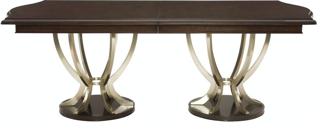 Bernhardt furniture 360 242 360 244 dining room miramont for Furniture 360