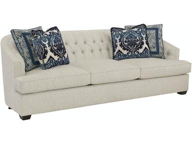 Bernhardt Furniture B2427 Wolcott Sofa