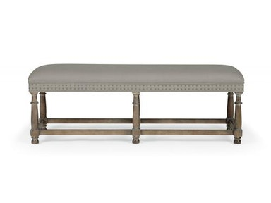 Bernhardt Furniture Belgian Oak Bench 337-508