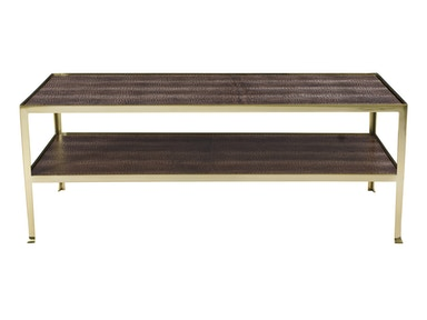 Bernhardt Furniture Jet Set Cocktail Table 356-023