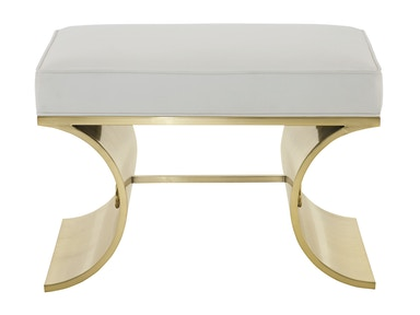 Bernhardt Furniture Jet Set Bench 356-507