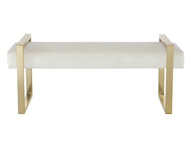 Bernhardt Furniture Jet Set Bench 356-508