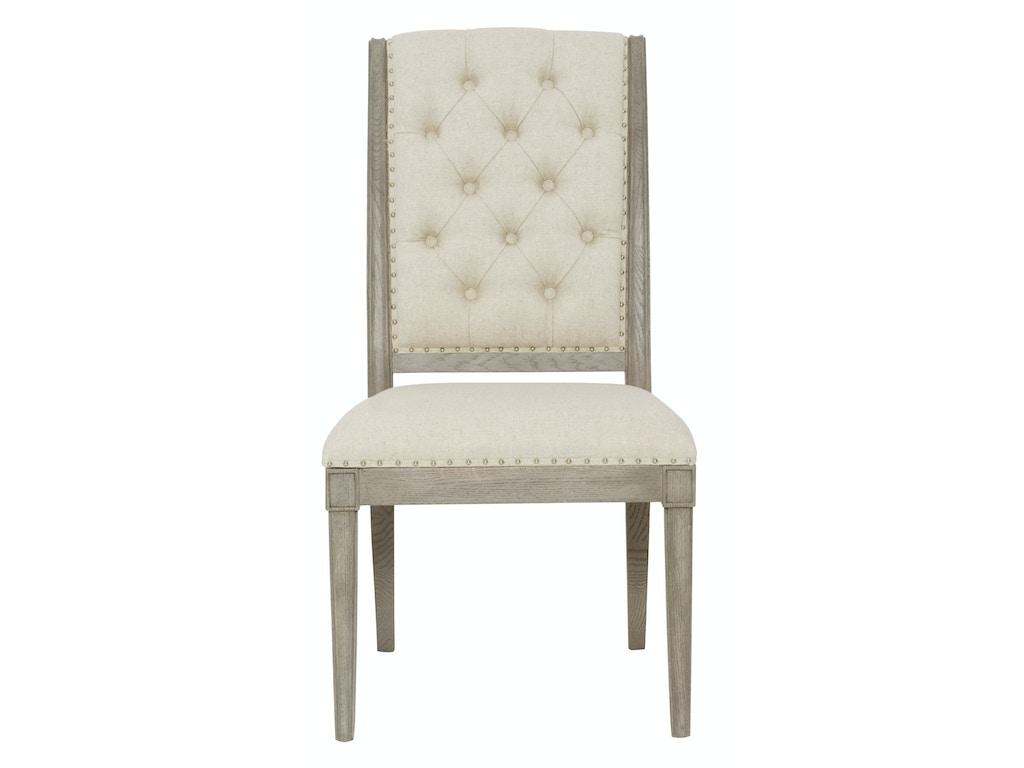 Bernhardt Furniture Living Room Marquesa Side Chair 359 541