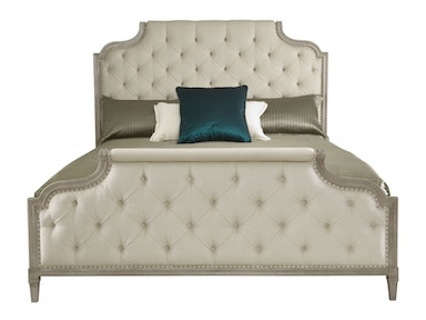 Bernhardt Furniture Marquesa Upholstered Bed 359-H09-F09-R09