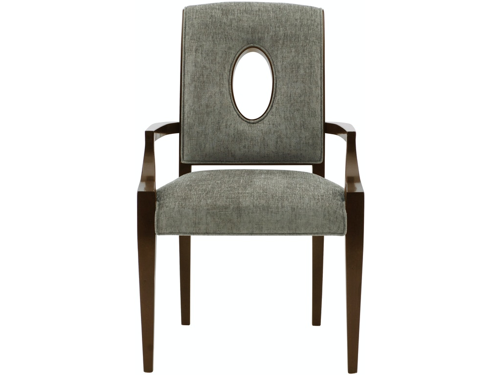 Bernhardt furniture dining room miramont arm chair 360 566 for Bernhardt furniture