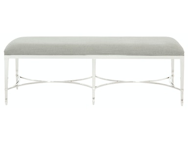 Bernhardt Furniture Criteria Metal Bench 363-508