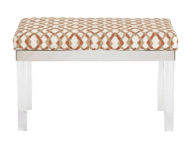Bernhardt Furniture Soho Luxe Bench 368-506