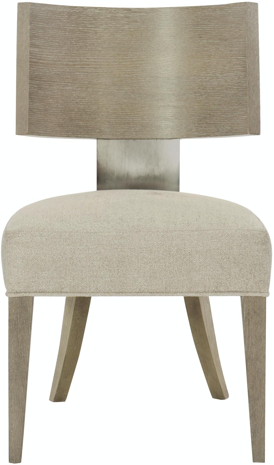 bernhardt furniture 373 547 dining room mosaic side chair
