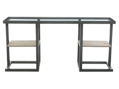 Bernhardt Furniture Wheeler Console Table 577-911