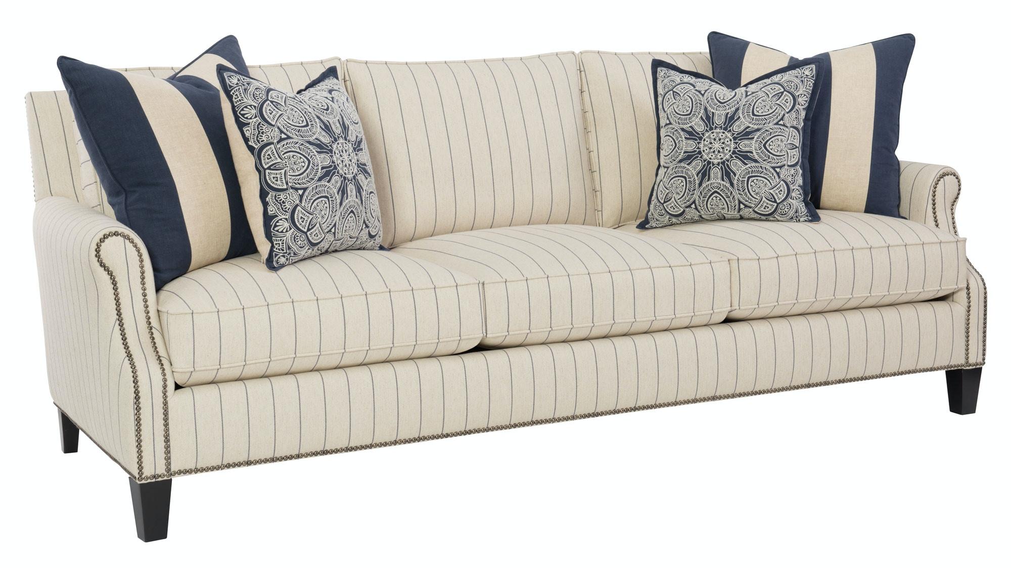 Hollis Sofa By Bernhardt Interiors Original Franco Sleeper Sofa