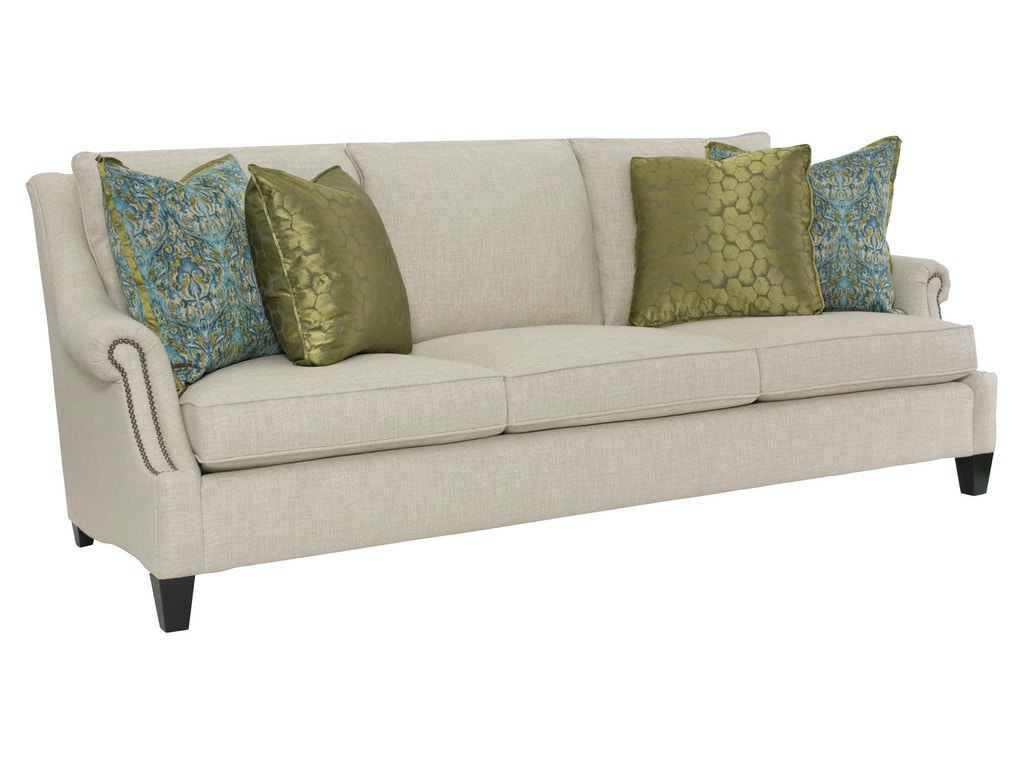 Bernhardt furniture living room martin sofa b3297 for Bernhardt furniture