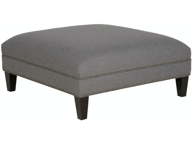 Bernhardt Furniture Rancho Square Ottoman B4002