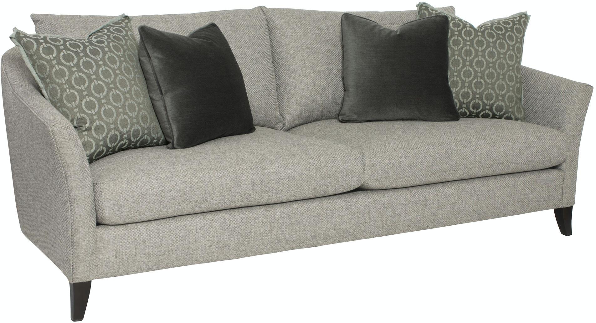 Bernhardt Furniture B8827 Living Room Claiborne Sofa