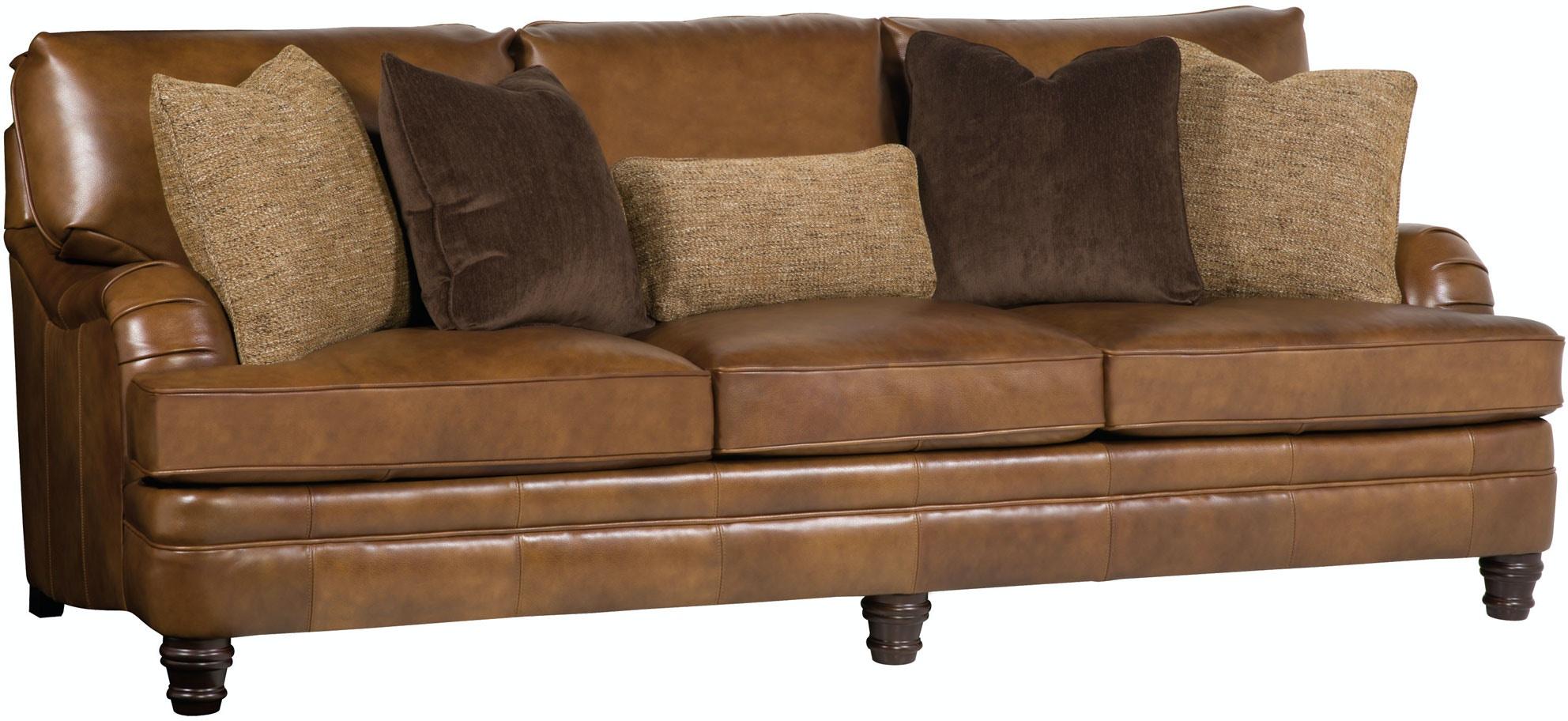 Bernhardt Furniture 7077l Living Room Tarleton Sofa