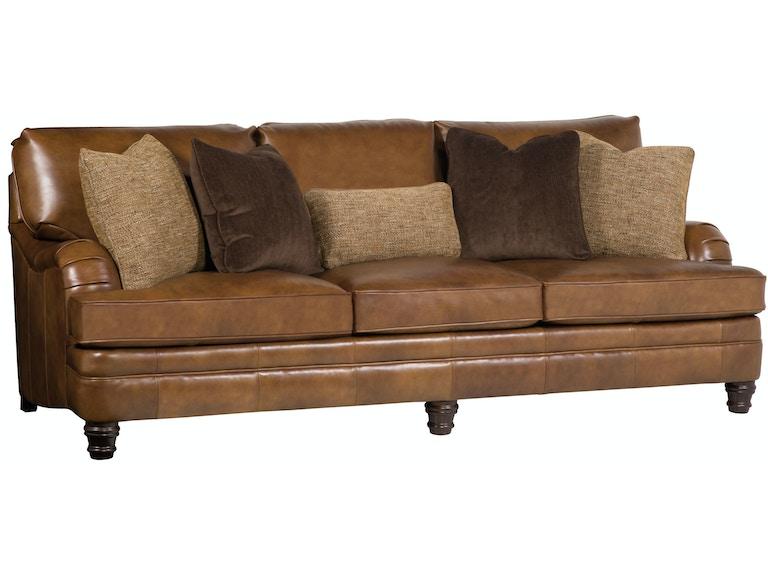 Bernhardt Tarleton Sofa Tarleton By Bernhardt Leather Sofa Is Fully Thesofa
