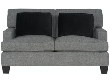 Bernhardt Interiors Denton Loveseat N6665