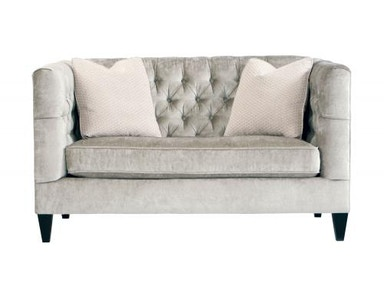 Bernhardt Interiors Beckett Loveseat N8815