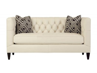 Bernhardt Interiors Beckett Loveseat N8815L