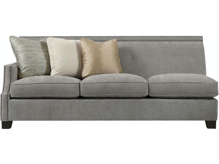 Bernhardt Interiors N9192 Franco Left Arm Sofa