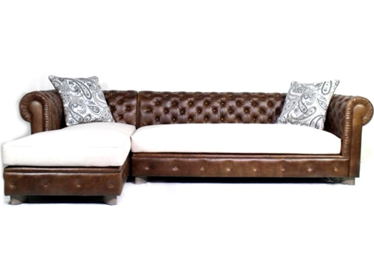 Enjoyable Bespoke Lauren Living Room Leather Sectional Caraccident5 Cool Chair Designs And Ideas Caraccident5Info