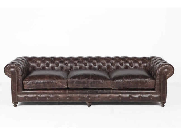 Awesome Bespoke 93240L 04Df Living Room Finn Leather 118 Sofa Caraccident5 Cool Chair Designs And Ideas Caraccident5Info