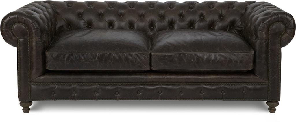 Bespoke 93240l 03df Living Room Finn Leather 90 Sofa