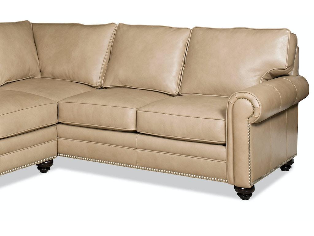 Bradington Young Furniture Living Room Daylen Raf Corner Return Sofa 8 Way Tie 171 94 Goods