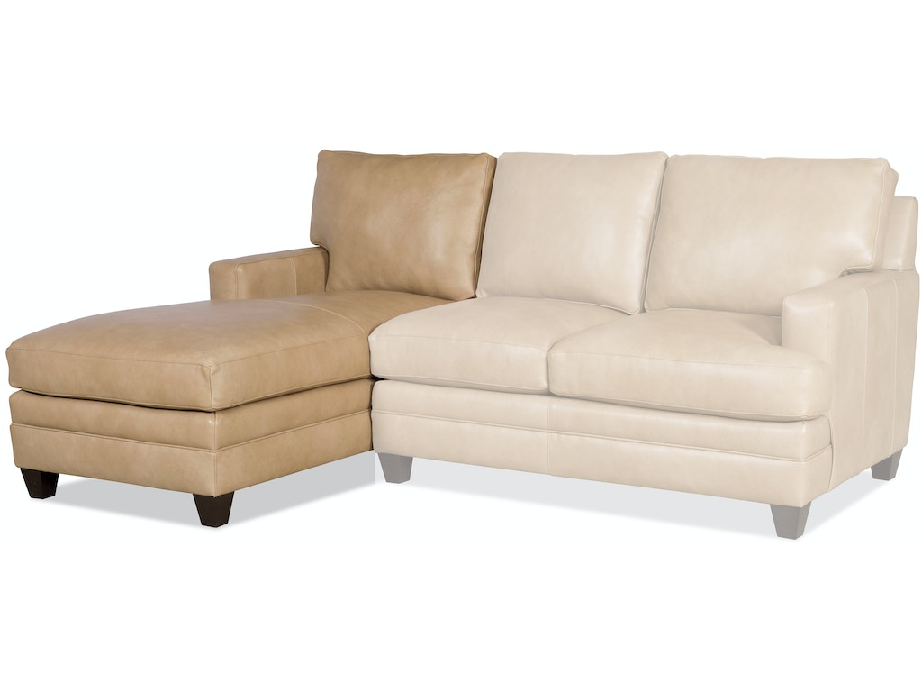 Bradington Young Furniture Living Room Donnelly Laf Chaise Lounge 8 Way Tie 175 41 Goods Home