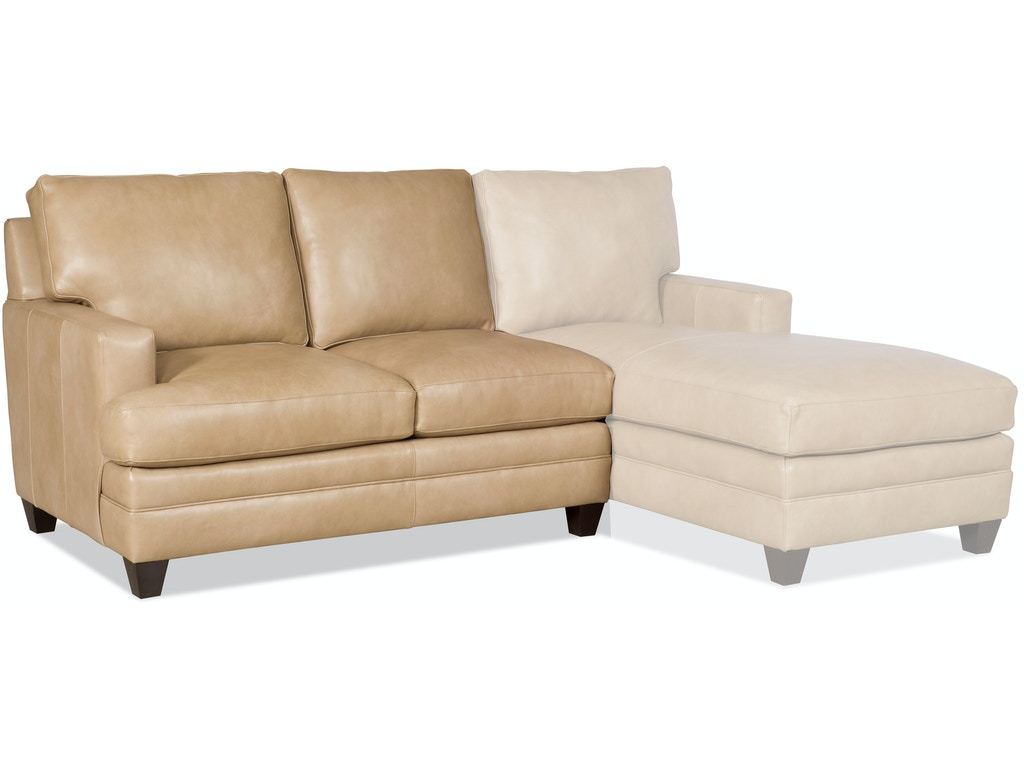 Bradington Young Furniture Living Room Donnelly Laf Stationary Loveseat 8 Way Tie 175 57 Goods