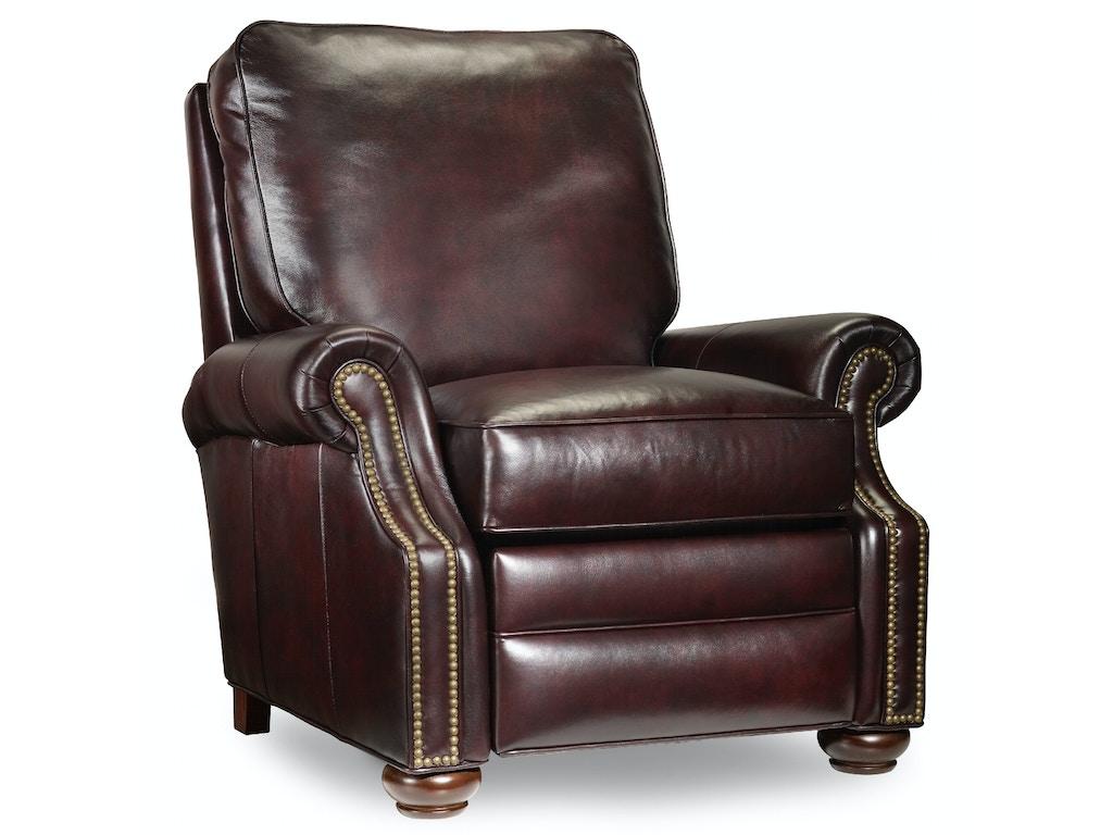 Bradington Young Furniture 3220 Living Room Warner 3 Way Reclining Lounger