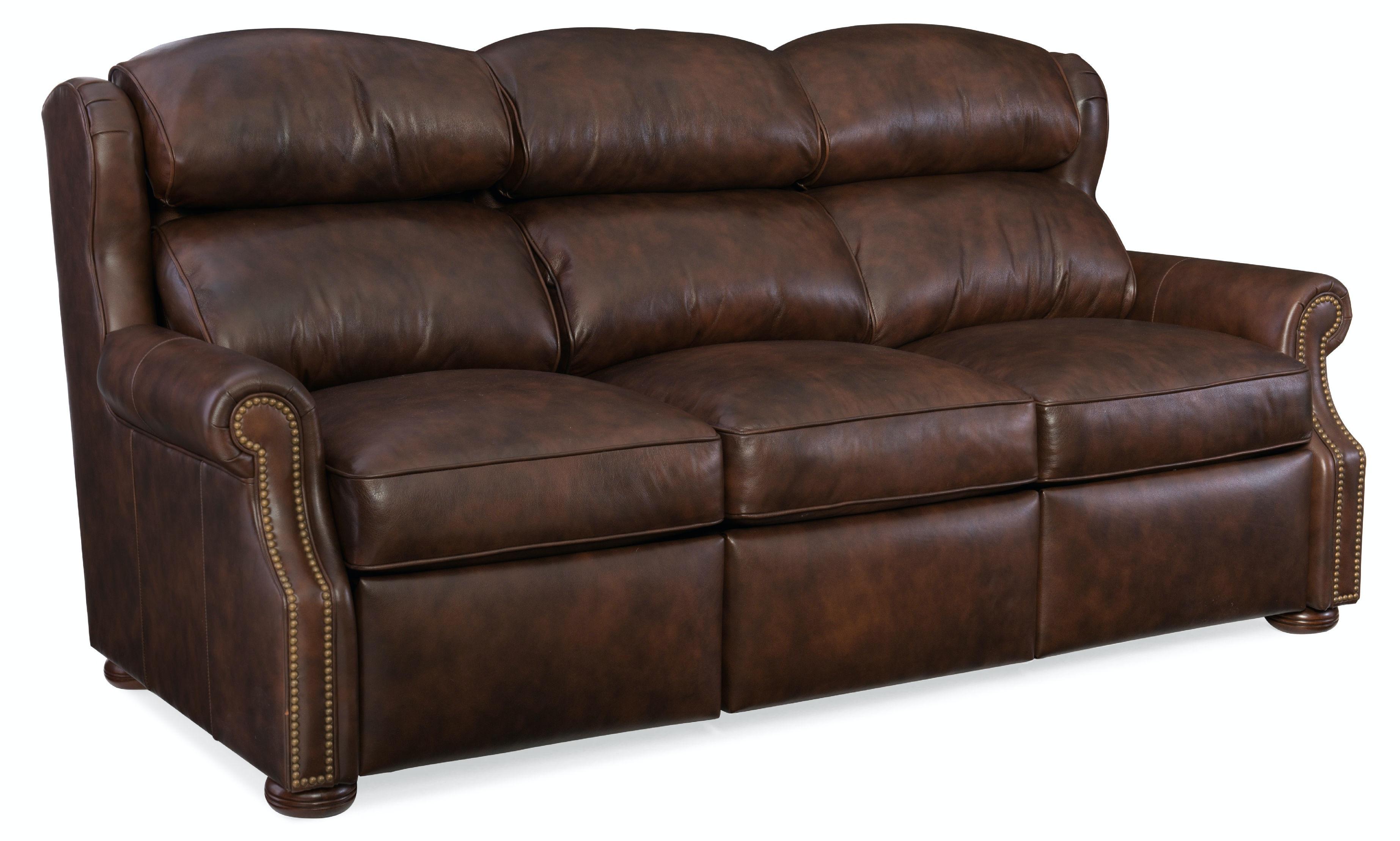 Bradington Young Furniture Armando Sofa   Full Recline At Both Arms 930 90