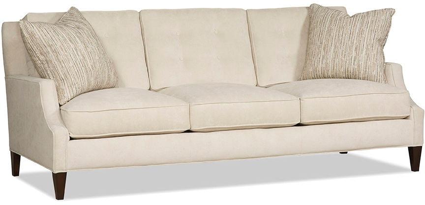Sam Moore Furniture Living Room Palisade 3 over 3 Sofa ...