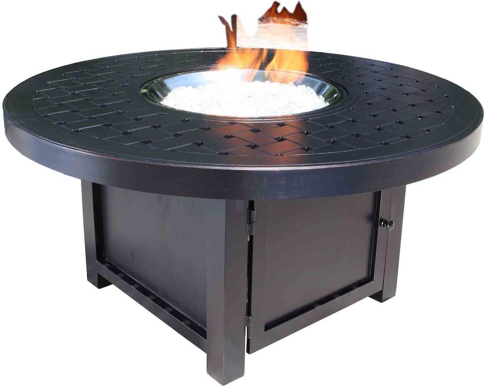 Cabanacoast Furniture Outdoor Fire Pit Hampton 48 Round 30036