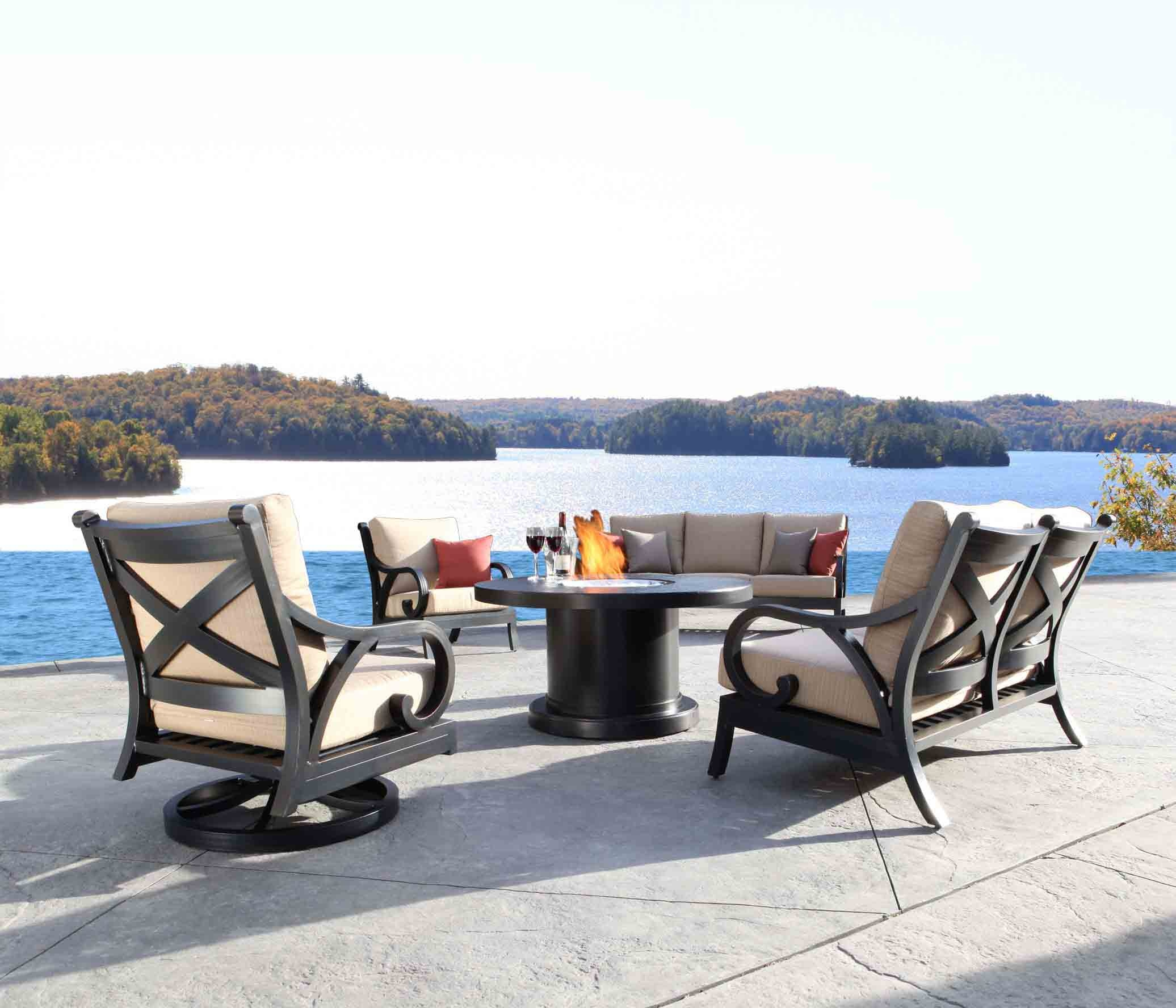 CabanaCoast Furniture Monaco 60 Dining Bench 30105