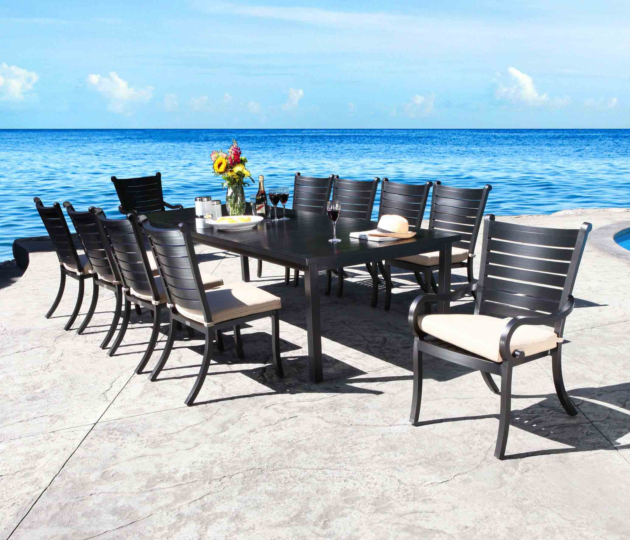 CabanaCoast Furniture Monaco 48 Dining Bench 30106
