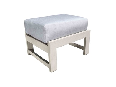 CabanaCoast Furniture Wynn Ottoman 30169