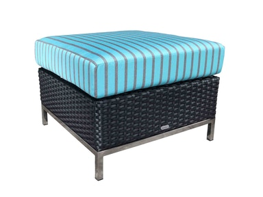 CabanaCoast Furniture Sidney Ottoman 40049