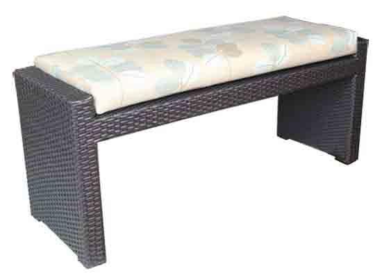 CabanaCoast Furniture Chelsea 48 Dining Bench 8498