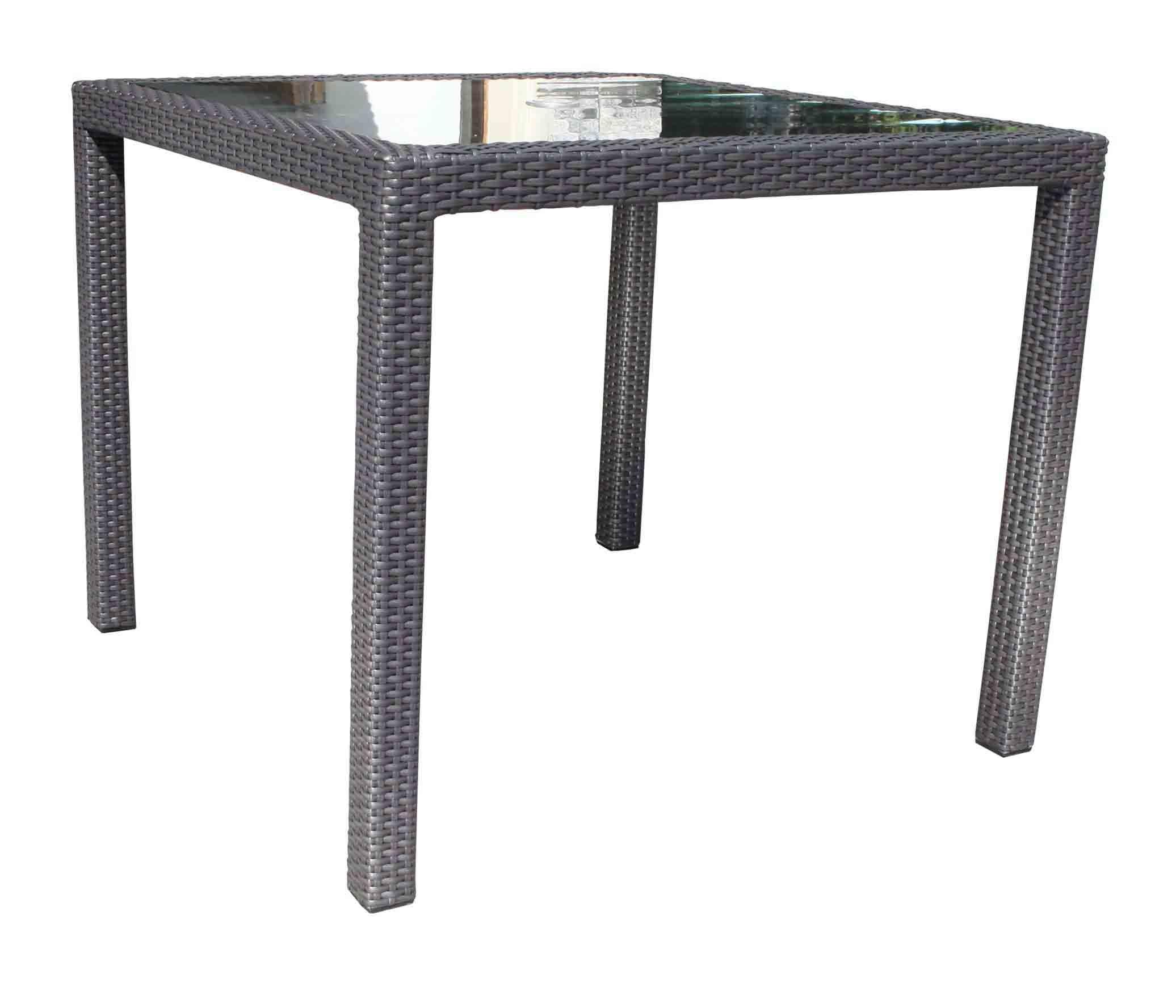 CabanaCoast Furniture Chorus 36 Square Table 8504 3636