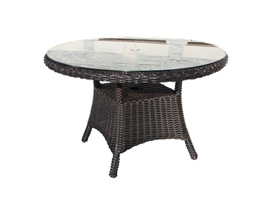CabanaCoast Furniture Alps 48in. Round Table 9216-48