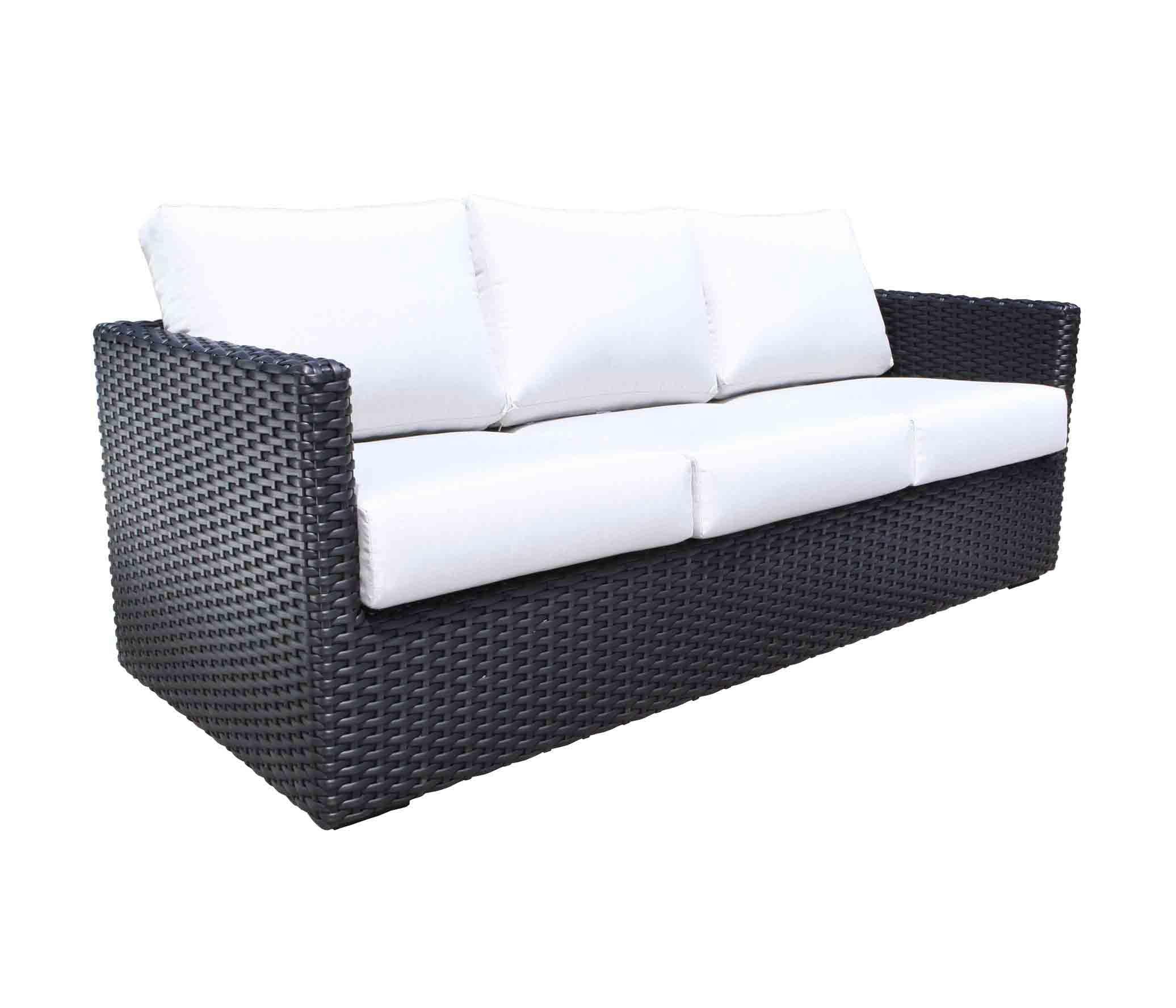 CabanaCoast Furniture York Sofa 9341