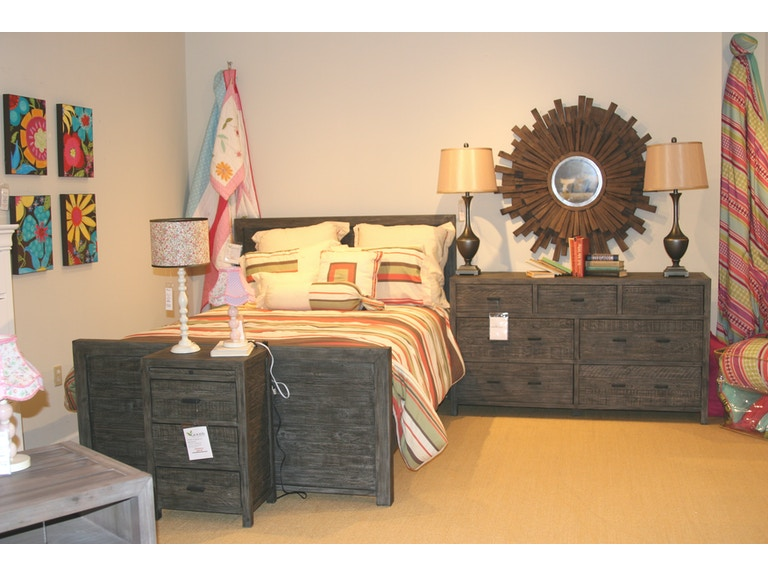 Four Hands Furniture Caminito-Bedroom-Set 3-Piece Bedroom Set